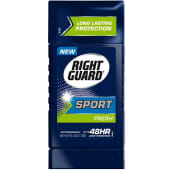 Right Guard Deo Stick None Fresh