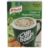 Knorr Cup A Soup Cream Of  Vegetables