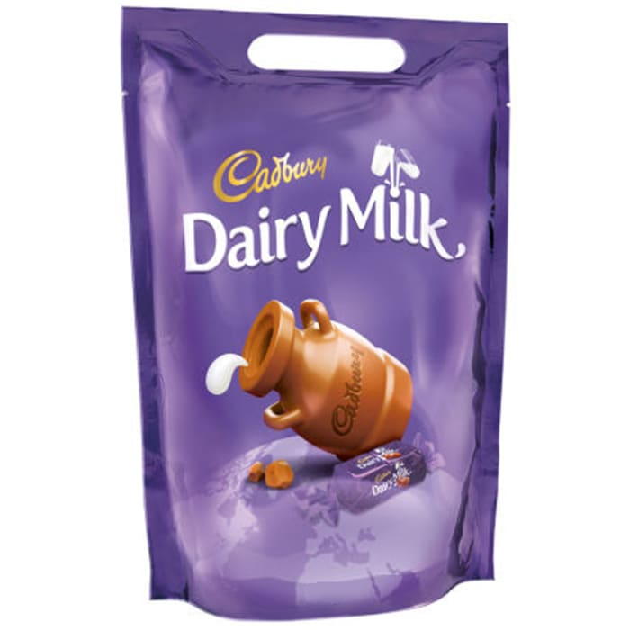 Cadbury Dairy Milk Pouch Chocolate
