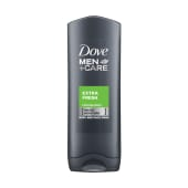 Dove Men Care Elements Body and Face Wash 400ml