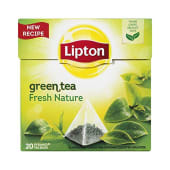 Lipton Green Tea Fresh Nature
