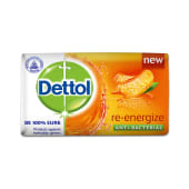 Dettol Soap Antibacterial Re-Energize