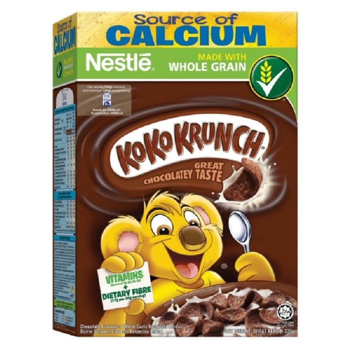 Nestle KOKO KRUNCH 330g
