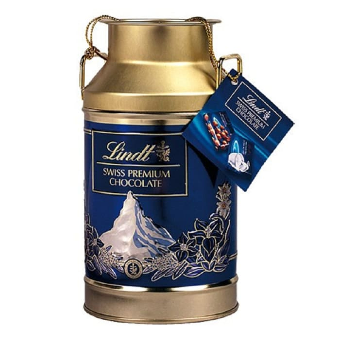 Lindt Chocolate Tin Napolitains Assortis