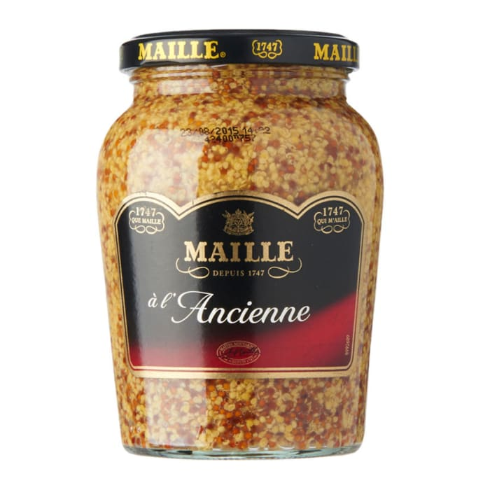 Maille  Ancienne Old Style Mustard