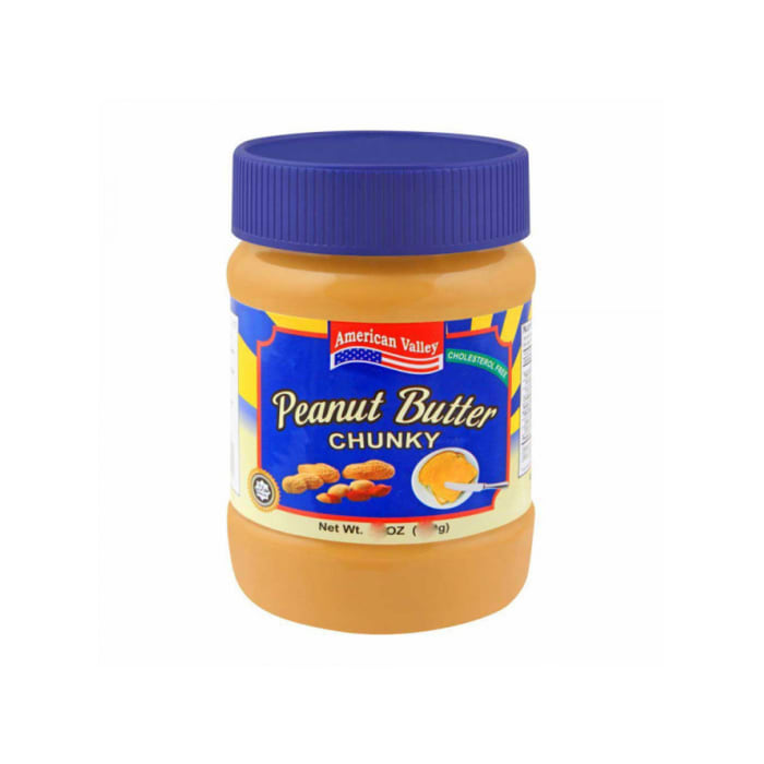 American Peanut Butter Chunky 200g