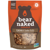 Bear Naked Granola Gluten Free Cacao & Cashew Butter 311 Grams