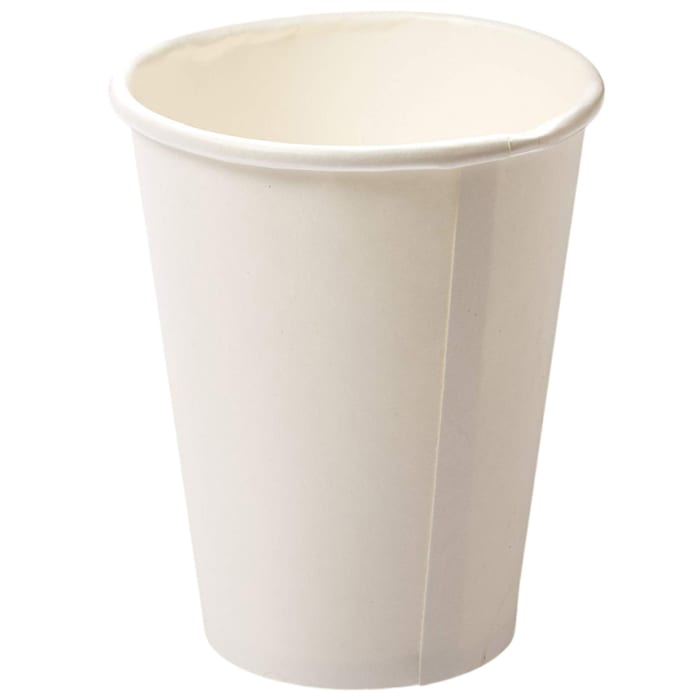 Hotpack Ripple Cup White