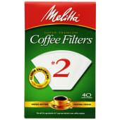 Melitta Cone Filter No 2