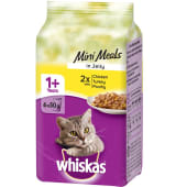 Whiskas Cat Pouches Chicken2x Poultry in Jelly