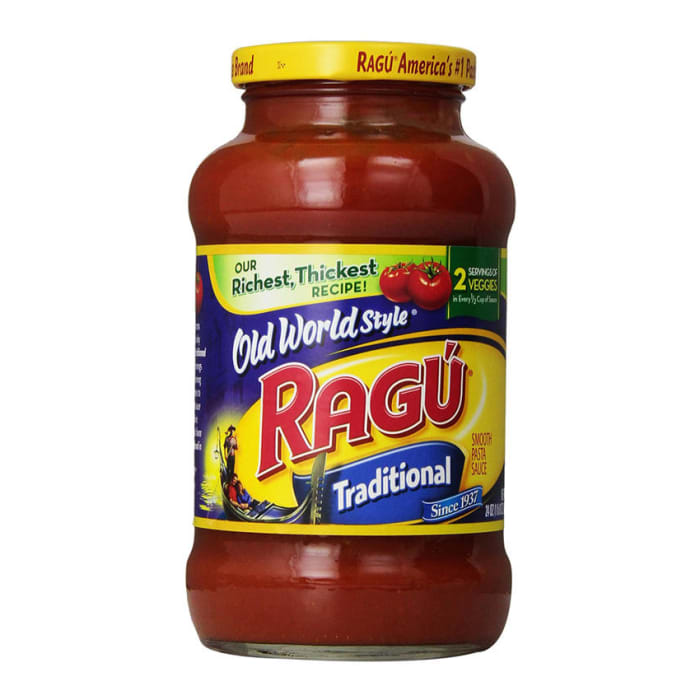 Ragu  Traditinal Old World Style Smooth Pasta Sauce