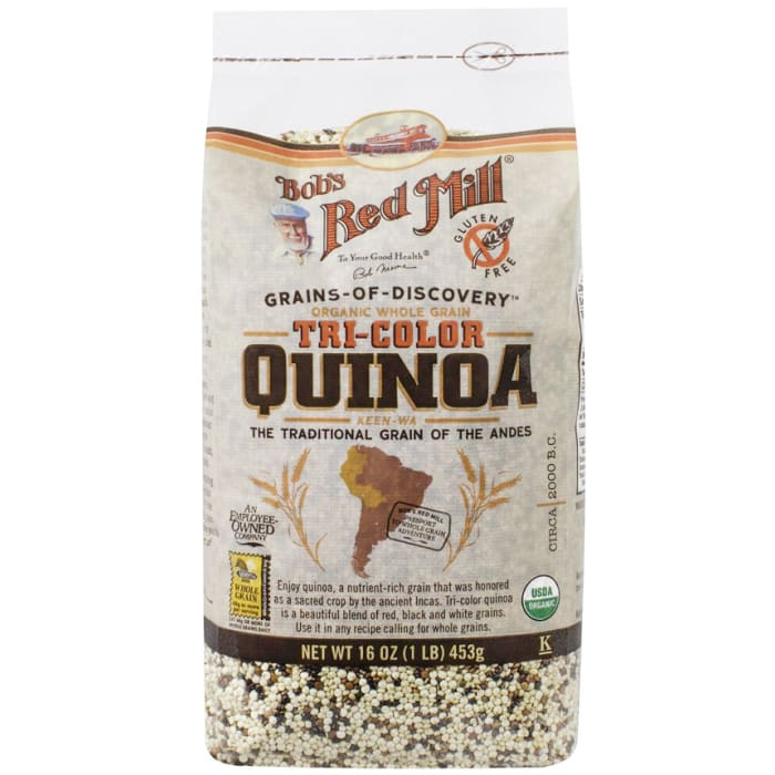 Bob's Red Mill Organic Tri-Color Quinoa