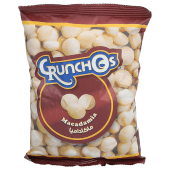 Crunchos Macadamia Salted Pouch