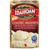 Idahoan Mashed Potatoes Classic Mashed Butter & Cream 113g