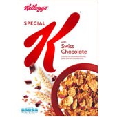 Kelloggs Special K Milk Chocolate Cereal