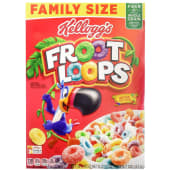 Kellogg's Froot Loops Cereal 615g