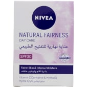 Nivea Natural Fairness SPF30 Day Cream