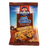 Quaker Oats Cookies Chocolate Chips