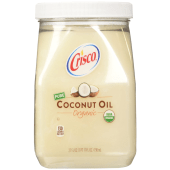 Crisco Pure Organic Coconut Oil