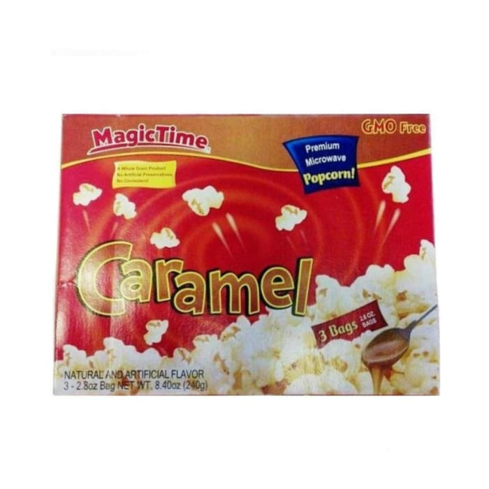 Magic Time Popcorn Caramel