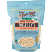 Bobs Red Mill Organic Quick Cooking Rolled Oats