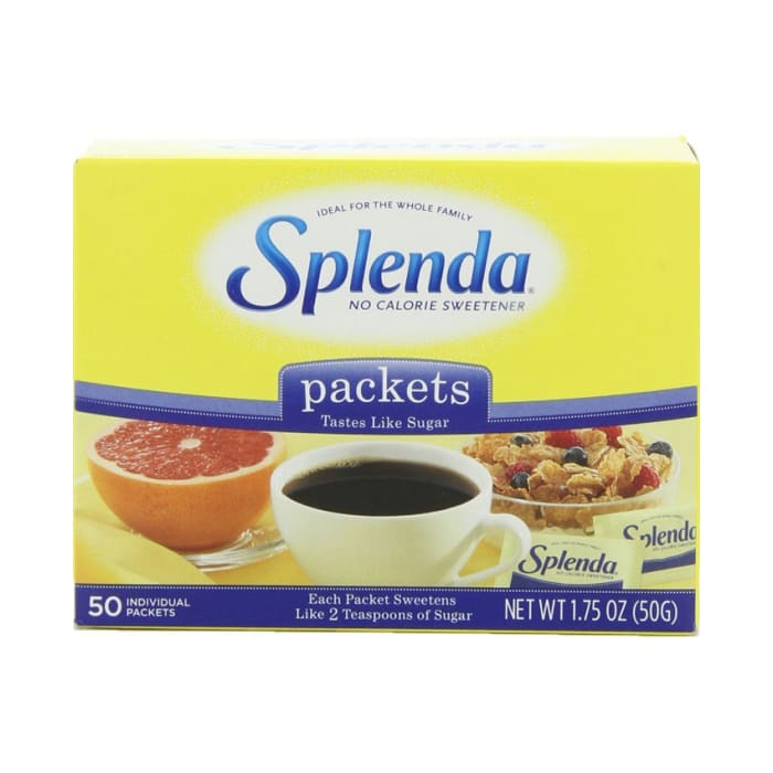Splenda No Calorie Sweetener