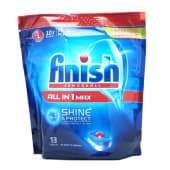Finish All In 1 Max Dish Washer Tablets