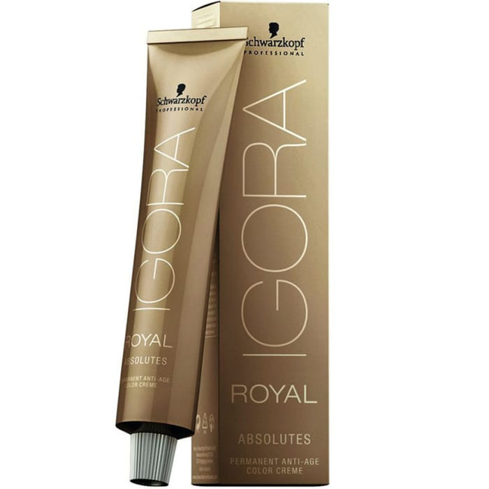 Schwarzkopf Igora Royal Absolutes 9 60 Extra Light Blonde Chocolate Natural