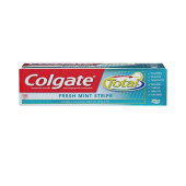 Colgate Tooth Paste Usa Total Fresh Mint Stripe 170g