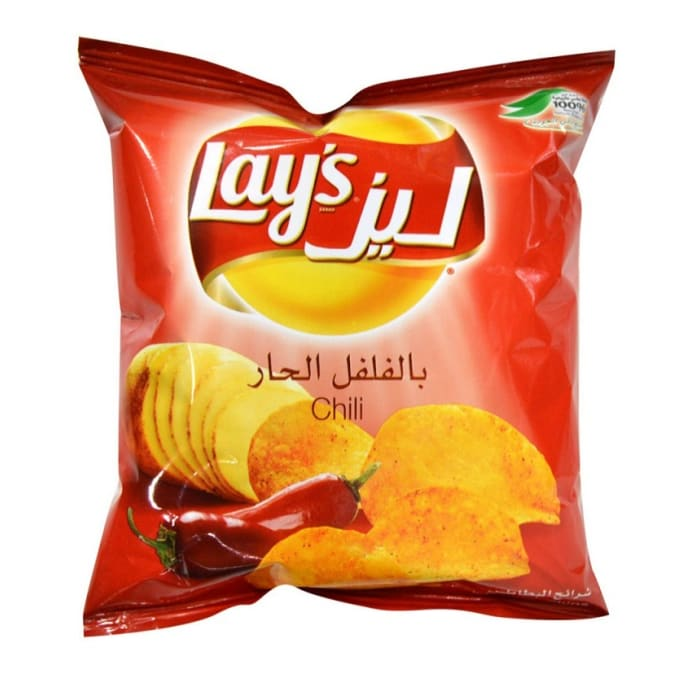 Lays Chili Chips