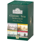 Ahmad Black Tea 20 Tea Bags Classic Selection 40g