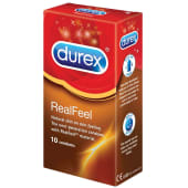 Durex Real Feel Condoms 10 Condoms