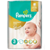 Pampers Premium Care Midi Diapers Size 3