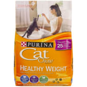 Purina Cat Chow Healthy Weight Cat Food 1.42Kg