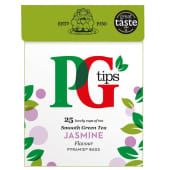 Pg Tips Jasmine Green Tea Pyramid Tea Bags