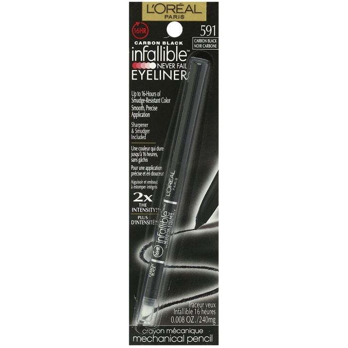 Loreal Paris Infallible Never Fail 591 Eyeliner