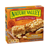 Nature Valley Granola Sweet And Salty Salted Caramel Chocolate 210g