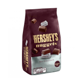 Hershey's Milk Chocolate Nuggets Classic Bag 299 Grams