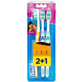 Oral-B Toothbrush Classic 3 Count