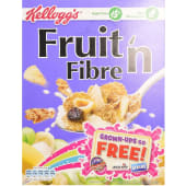 Kellogg's Cereals Fruit & Fiber