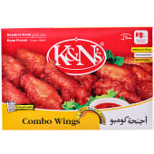 K&Ns Frozen Food Combo Wings