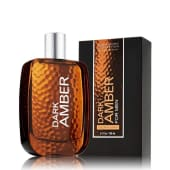 Bath & Body Works Dark Amber For Men Cologne Spray