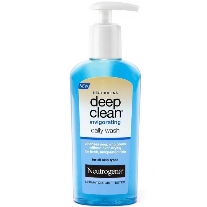 Neutrogena Deep Clean Invigorating Daily Wash