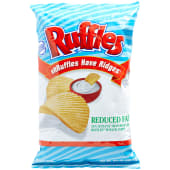 Ruffles Reduced Fat Potato Chips
