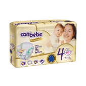 Canbebe Premium Comfort Maxi Size 4 - 49 Pieces