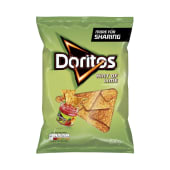 Doritos Hint Of Lime Tortilla Chips 230 Grams