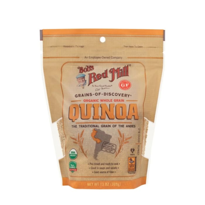 Bob's Red Mill Organic White Quinoa Grain