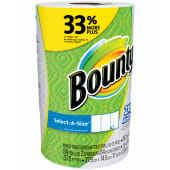 Bounty Kitchen Towel Roll Select A Size Prints