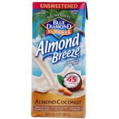 Blue Diamond Almond Breeze Coconut Milk Original Unsweetened