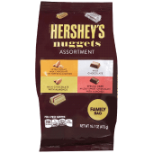 Hershey's Nuggets Chocolate Candy Assortment 473g